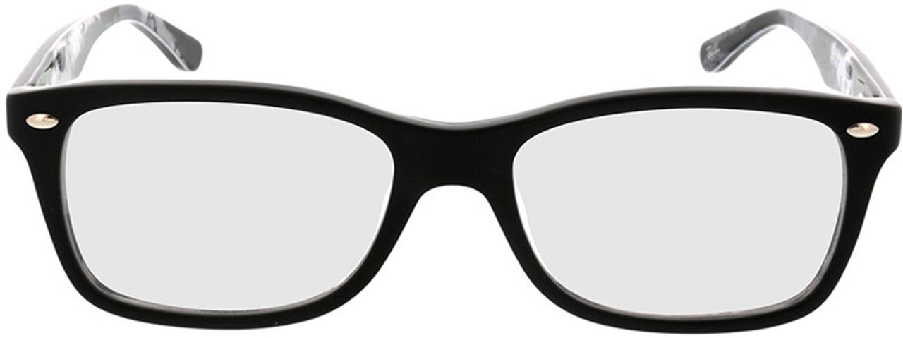 Picture of glasses model Ray-Ban RX5228 5405 53-17 in angle 0