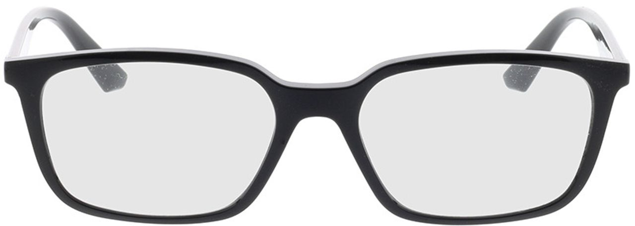 Picture of glasses model Ray-Ban RX7176 2000 54-17 in angle 0