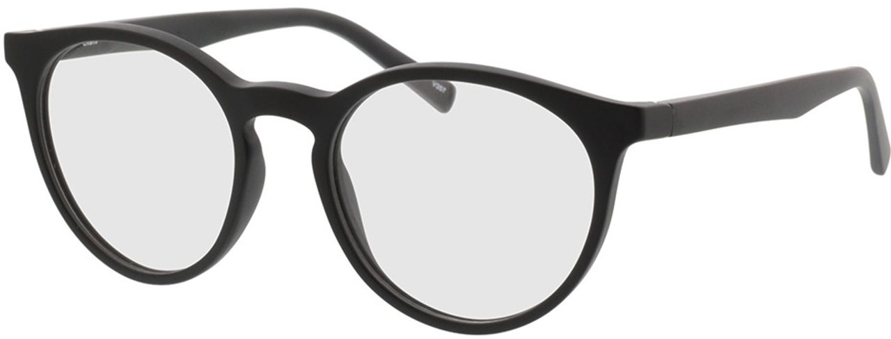 Picture of glasses model Oxalis-schwarz in angle 330