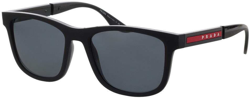 Picture of glasses model Prada Linea Rossa PS 04XS DG002G 54-18 in angle 330