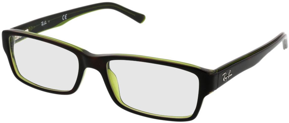 Picture of glasses model Ray-Ban RX5169 2383 52-16 in angle 330