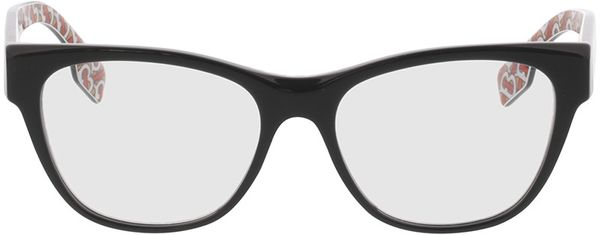 Picture of glasses model Burberry BE2301 3822 53-16 in angle 0