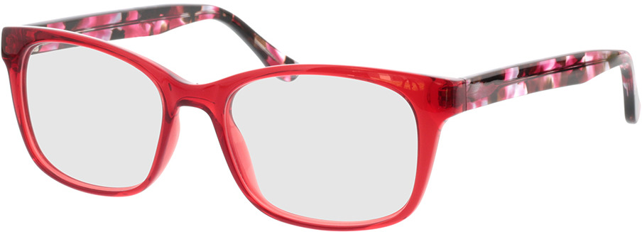 Picture of glasses model Marisa-rot  in angle 330