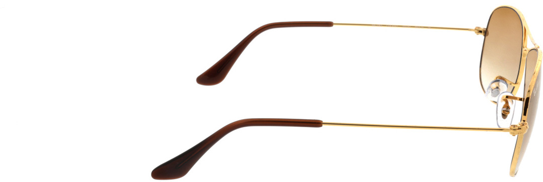 Picture of glasses model Ray-Ban Cockpit RB3362 001/51 56-14 in angle 90