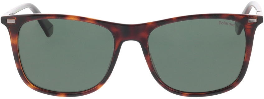 Picture of glasses model Polaroid PLD 2109/S 086 55-17 in angle 0