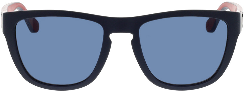 Picture of glasses model Tommy Hilfiger TH 1557/S 8RU 52-19 in angle 0