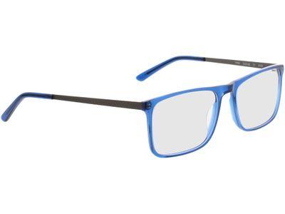 Brille Tropea-blau/anthrazit
