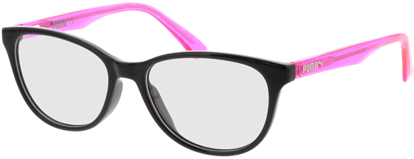 Picture of glasses model Puma PJ0018O-002 48-15 in angle 330