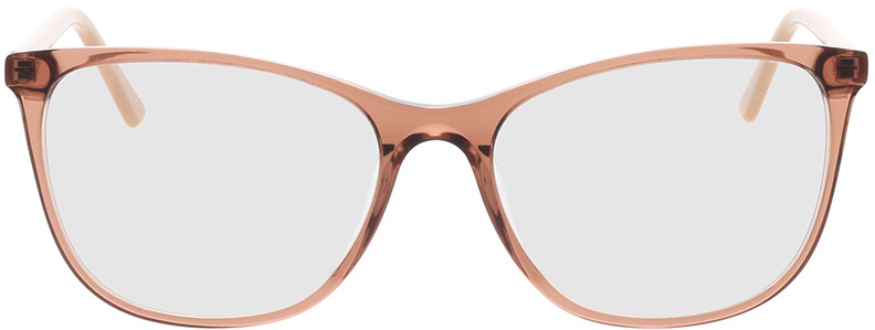 Picture of glasses model Comma, 70081 66 brown 53-16 in angle 0