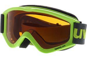Skibrille Speedy Pro Green