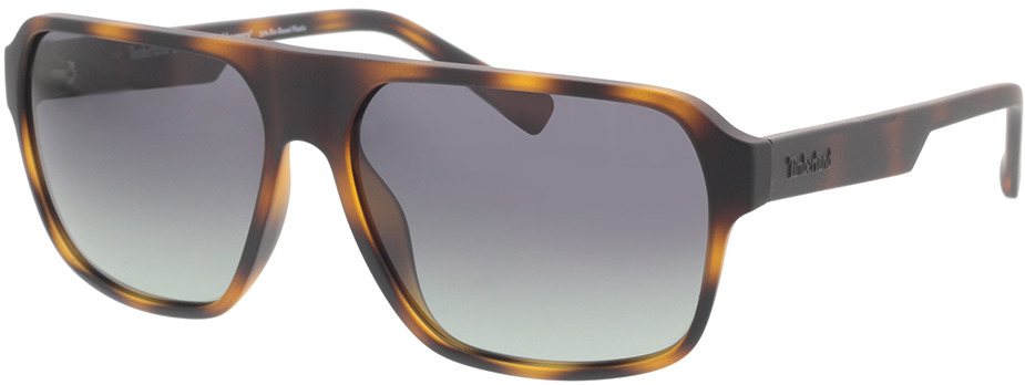 Picture of glasses model Timberland TB9254 52R 61-15 in angle 330