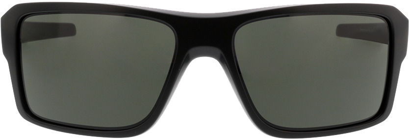 Picture of glasses model Oakley Double Edge OO9380 01 66-17 in angle 0