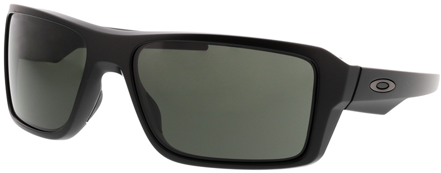 Picture of glasses model Oakley Double Edge OO9380 01 66-17 in angle 330