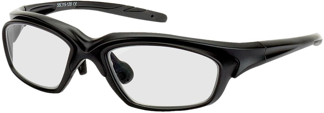 Picture of glasses model Explorer-schwarz in angle 330