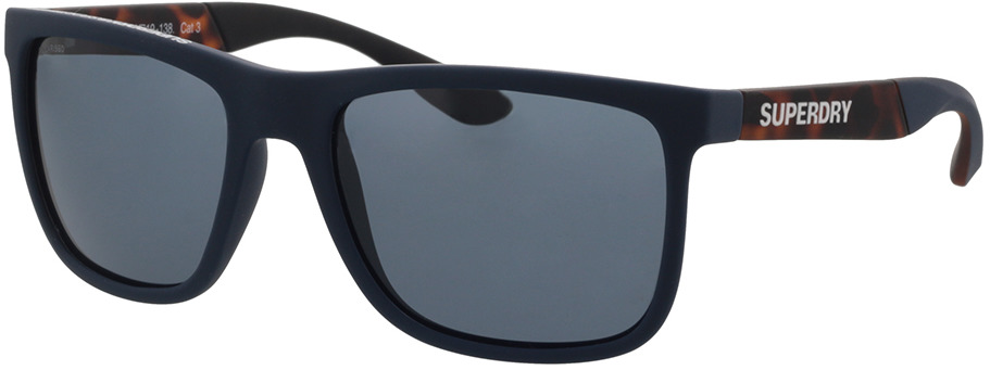Picture of glasses model Superdry SDS Runnerx 122P black/havanna 56-19