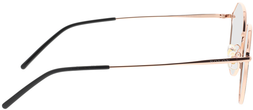 Picture of glasses model Bolon BJ7117 B12 51-17 in angle 90