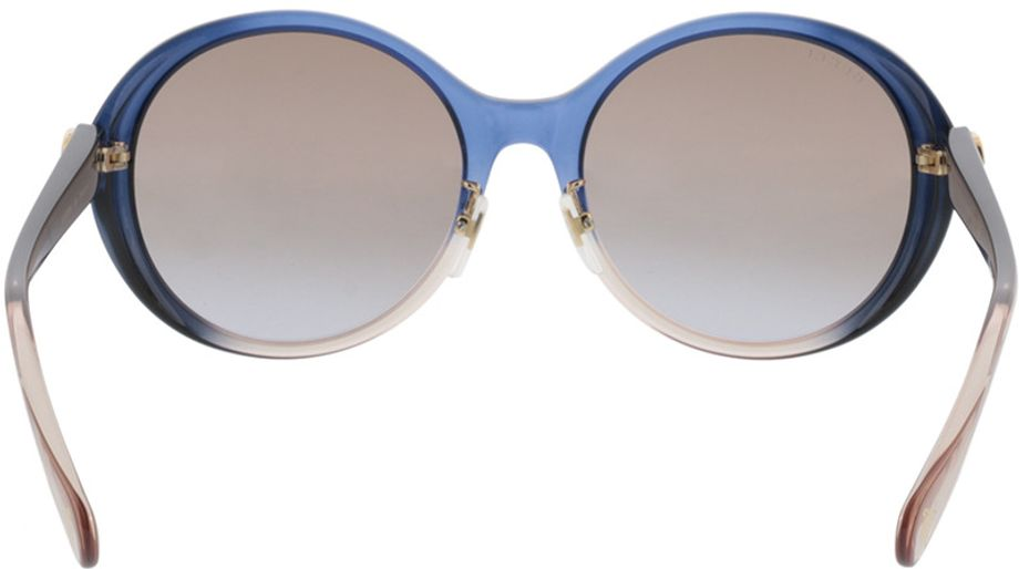 Picture of glasses model Gucci GG0370SK-004 56-19 in angle 180