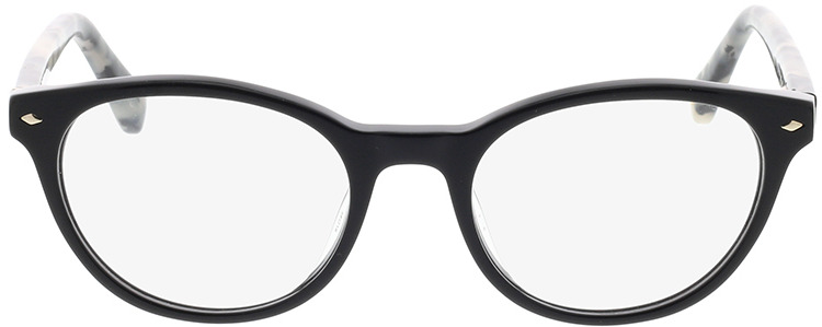 Picture of glasses model Fossil FOS 7074 807 49-19 in angle 0