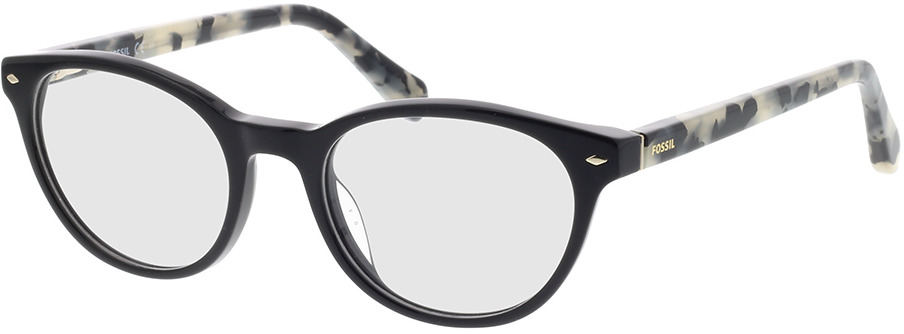 Picture of glasses model Fossil FOS 7074 807 49-19 in angle 330
