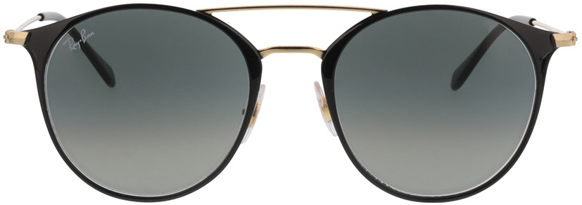 Picture of glasses model Ray-Ban RB3546 187/71 52-20 in angle 0