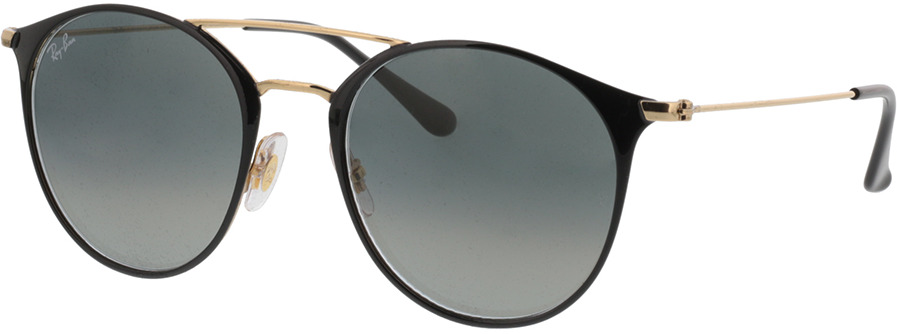 Picture of glasses model Ray-Ban RB3546 187/71 52-20 in angle 330