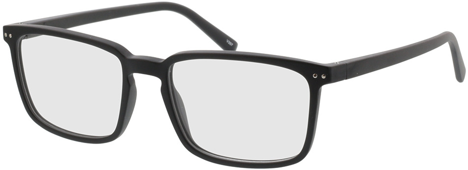 Picture of glasses model Salix Zwart in angle 330