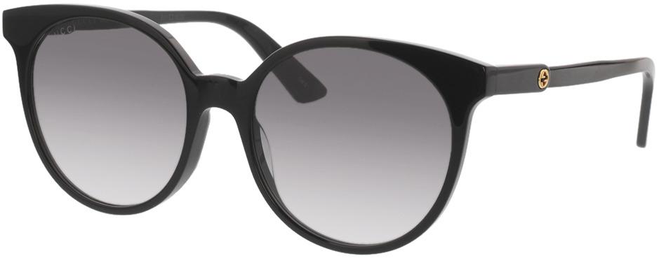 Picture of glasses model Gucci GG0488S-001 54-18