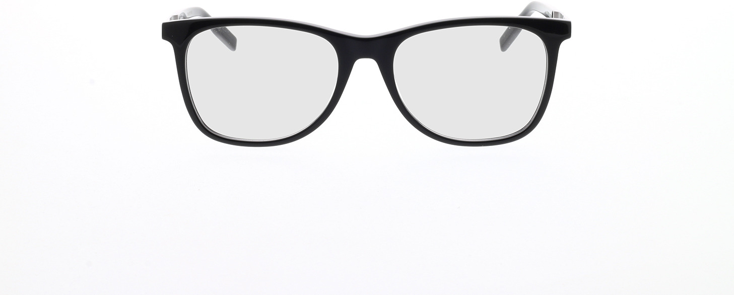 Picture of glasses model Montblanc MB0057O-005 55-18 in angle 0