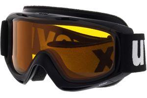 Skibrille Slider Black/Lasergold Lite