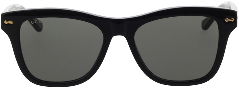 Picture of glasses model Gucci GG0910S-001 53-17 in angle 0