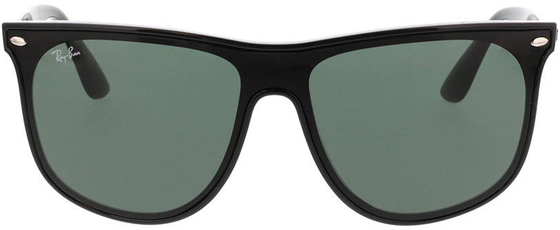 Picture of glasses model Ray-Ban RB4447N 601/71 40-138 in angle 0