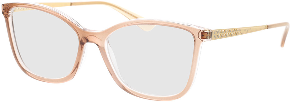 Picture of glasses model Vogue VO5334 2847 52-16 in angle 330