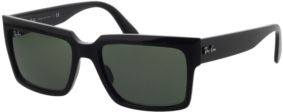 Picture of glasses model Ray-Ban RB2191 901/31 54-18 in angle 330