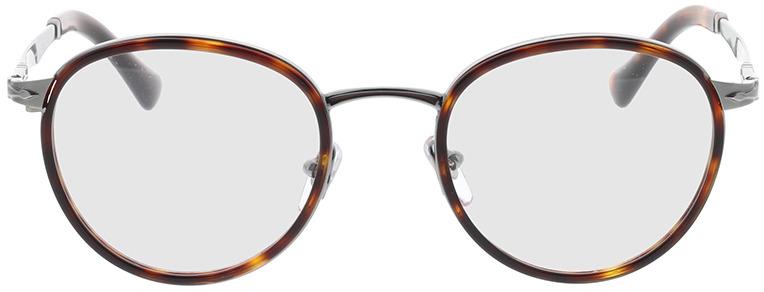 Picture of glasses model Persol PO2468V 513 49-20 in angle 0