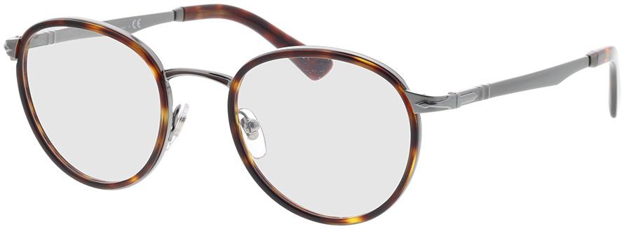 Picture of glasses model Persol PO2468V 513 49-20 in angle 330