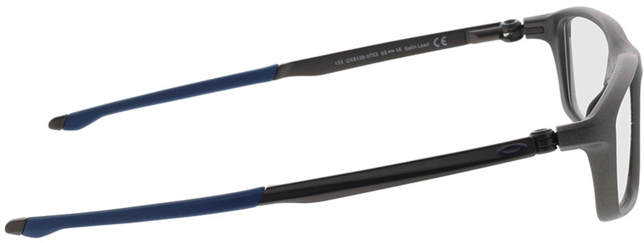 Picture of glasses model Oakley Chamber OX8138 07 53-16 in angle 90