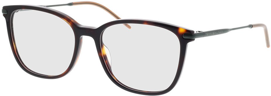Picture of glasses model Tommy Hilfiger TH 1708 PHW 53-17 in angle 330