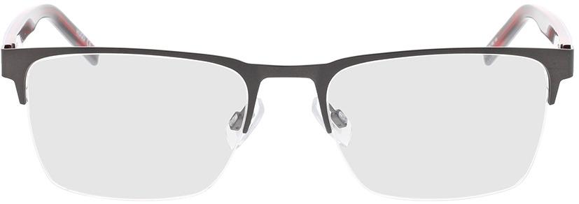 Picture of glasses model Hugo HG 1076 R80 56-19 in angle 0
