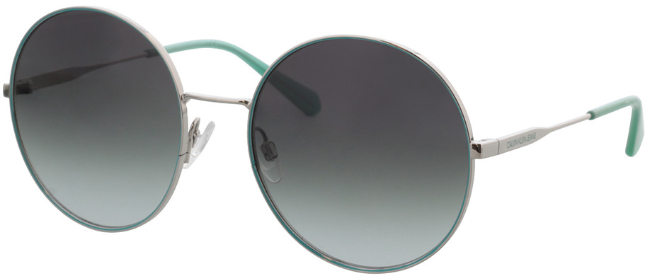 Picture of glasses model Calvin Klein Jeans CKJ21212S 048 58-20 in angle 330