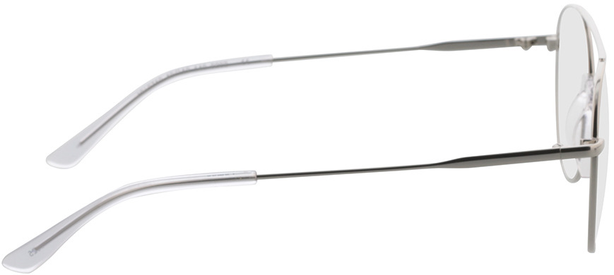 Picture of glasses model Lemgo-silber/transparent in angle 90