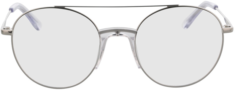 Picture of glasses model Lemgo-silber/transparent in angle 0