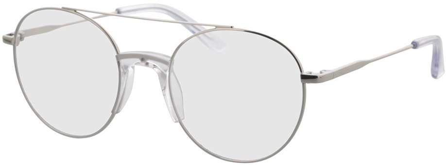 Picture of glasses model Lemgo-silber/transparent in angle 330
