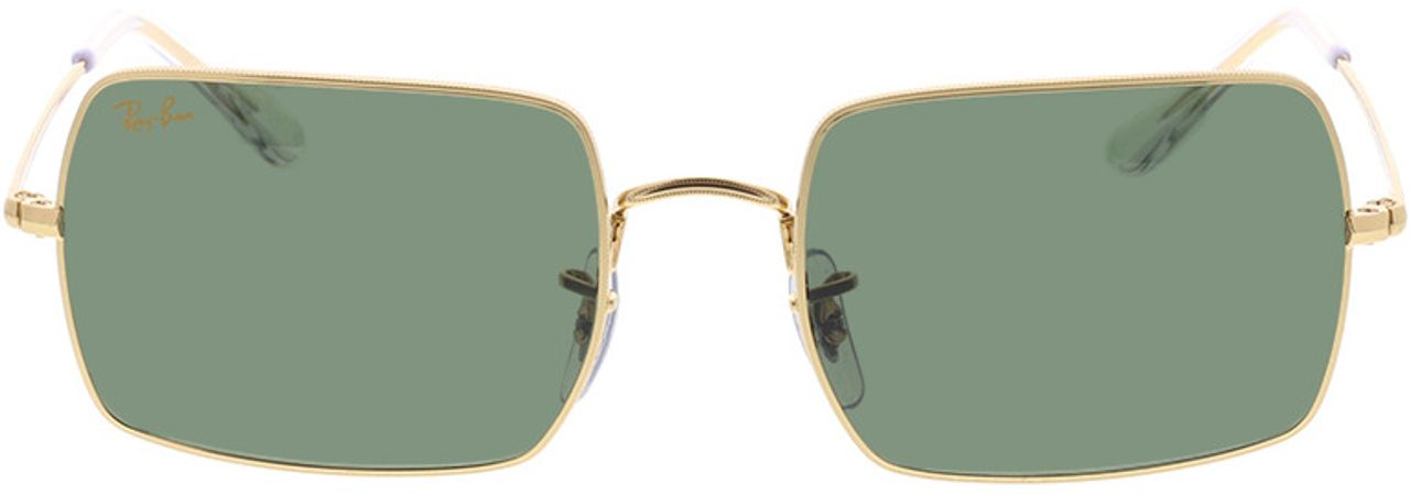 Picture of glasses model Ray-Ban RB1969 919631 54-19 in angle 0