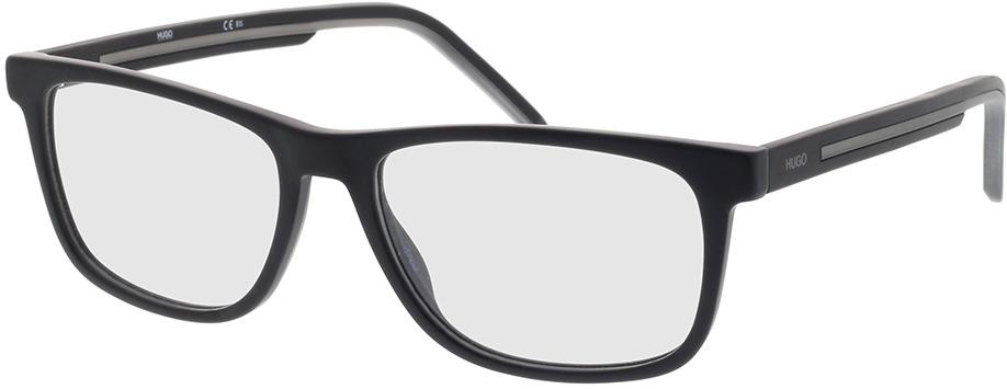 Picture of glasses model Hugo HG 1048 003 55-17 in angle 330