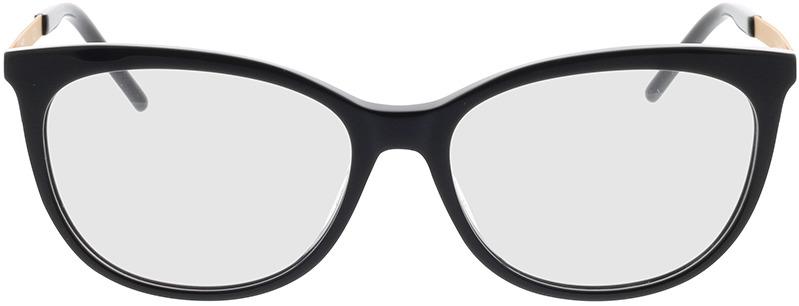 Picture of glasses model Hugo HG 1082 807 55-16 in angle 0