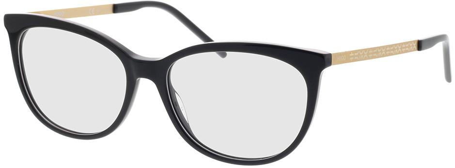Picture of glasses model Hugo HG 1082 807 55-16 in angle 330