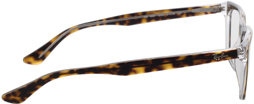 Picture of glasses model Ray-Ban RX5391 5082 51-18 in angle 90