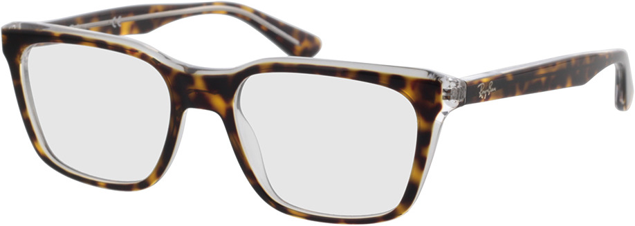 Picture of glasses model Ray-Ban RX5391 5082 51-18 in angle 330