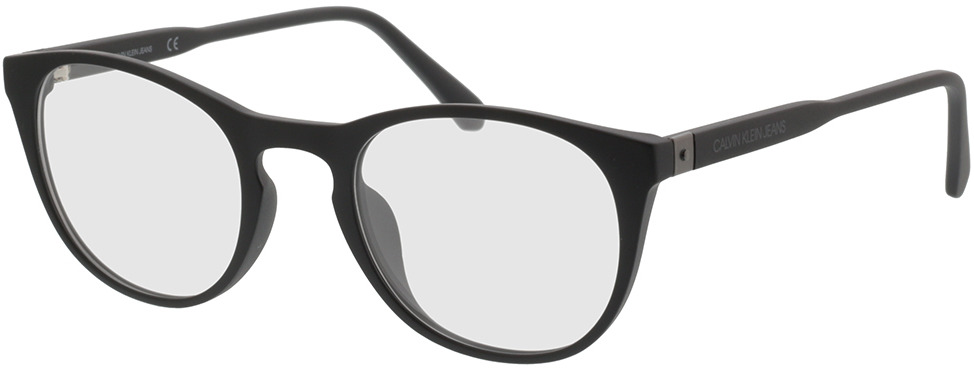 Picture of glasses model Calvin Klein Jeans CKJ20511 001 50-22 in angle 330