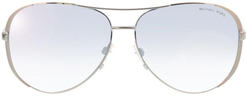 Picture of glasses model Michael Kors Chelsea MK5004 1153V6 59-13 in angle 0